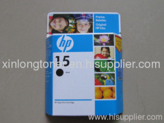 Original HP15 Ink Cartridge