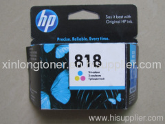 Original HP818 Ink Cartridge