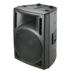 "15"" 2 Way Professional Plastic Speaker Box"