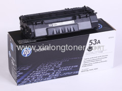 HP Q7553A Original Toner Cartridge Compatible Refilling