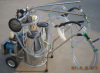 rotary vacuum pump mobile sheep milker