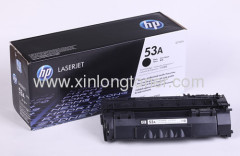 53A Original Toner Cartridge Compatible Refilling