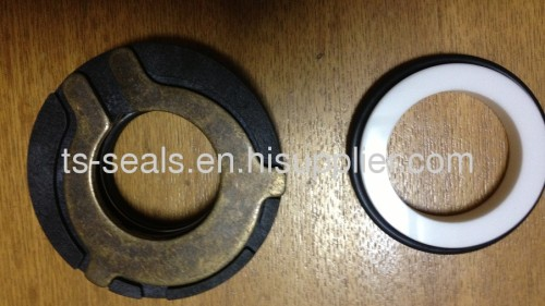 Industrial pump seals
