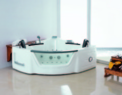 Indoor Bathtub massage for sale