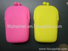 best seller lovely silicon purse for beautiful girl