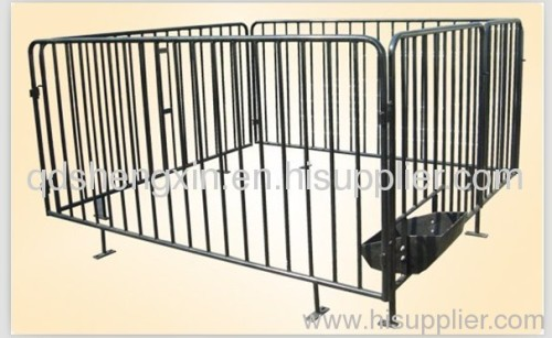 Power coated Pig Boar Large Crate