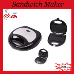 Stainless Steel Sandwich Maker