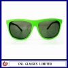 colorful green party acetate sun glasses manufacuter