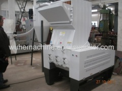 PET bottles crushing machine