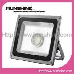 50W Integrated Outdoor Led Flood light