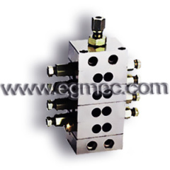 Lubrication Divider Block