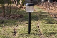 1 LED solar lamp