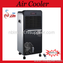 Digital operate air cooler with LCD