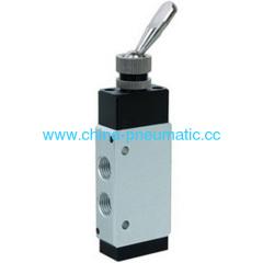 aluminium toggle valve