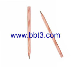 Eco wooden promotion ballpoint pen
