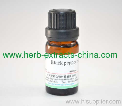 PURE PIPER NIGRUM ESSENTIAL OIL