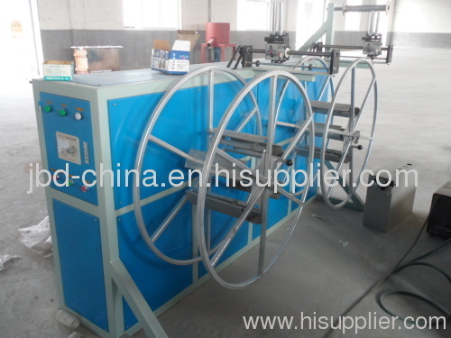 PERT Floor heating pipe making machine