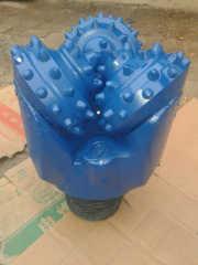 Elastomer sealed bearing TCI Bit