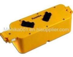 14.4V 3500mAh Ni-MH Original Battery Pack For Irobot Roomba 400