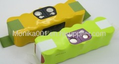 14.4V 3300mAh SC Ni-MH Rechargeable Battery Pack For Irobot Roomba500
