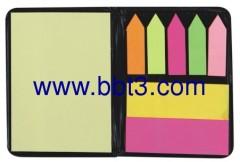 Pocket self-adhesive sticky notes