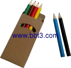 Eco-friendly recycle paper box color pencil