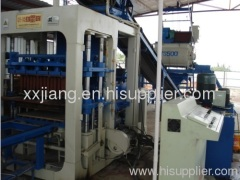 XQY6-24 Automatic block making machine