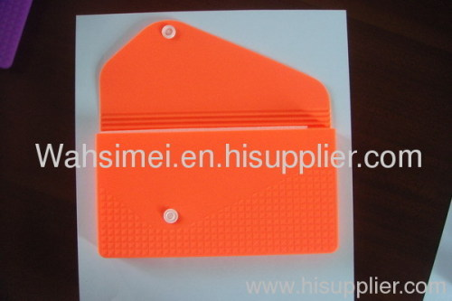 HOT Promotional Silicone Wallet various colors
