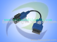 IVECO 30 PIN IVECO truck diagnostic cable /IVECO scanner cable with new design