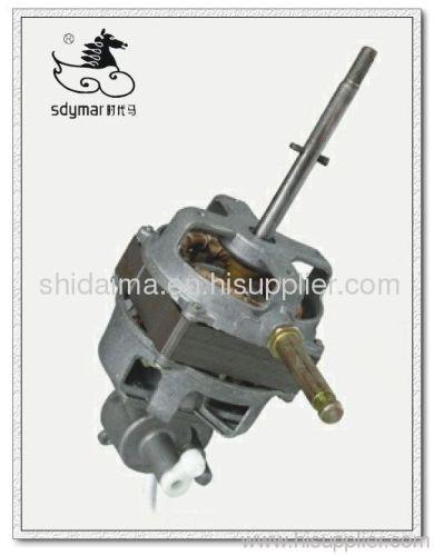 aluminum cover fan motor for table fan