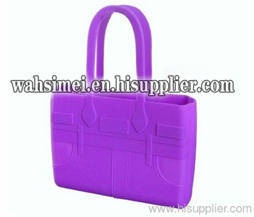 New Silicone women's handbags