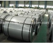 GB Q235 galvanized steel coil