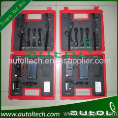 LAUNCH X431 Diagun Spare Parts Red Box Include The Mainunit,Bluetooth and All Software