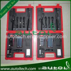 LAUNCH X431 DIAGUN SPARE PARTS RED BOX with Multi-Language English&Spanish&French&PortugueseRussian