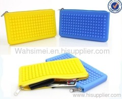 Fashionable design silicone wallet