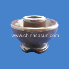 ANSI 55 series Pin porcelain insulator