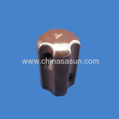 Strain porcelain insulator china