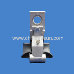 Aluminum Tension Clamps for wire
