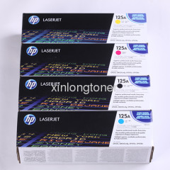 HP CB540A-543A 125A Original Color Toner Cartridge Compatibl