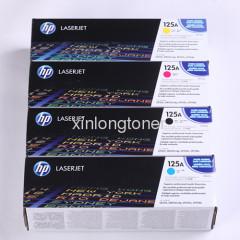 HP CB540A-543A 125A Original Color Toner Cartridge Compatibl
