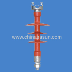 high voltage post composite insulator china