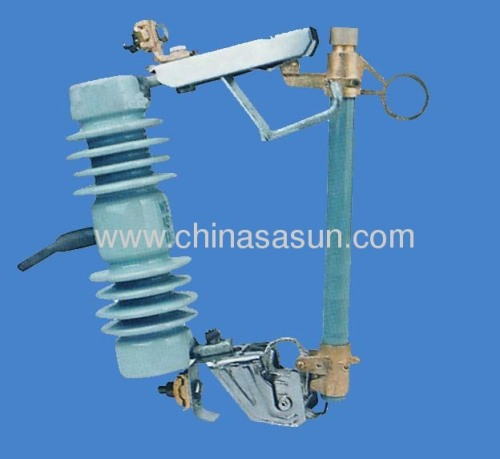15KV gray porcelain dropout fuse china