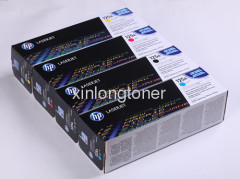 HP CB540A-543A Original Color Toner Cartridge Compatible