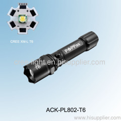 10W 500LM High Power CREE XML T6 Police Torch