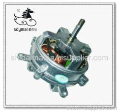 Motor for shake head fan aluminum cover