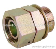 Forged Hydraulic Hose Fitting