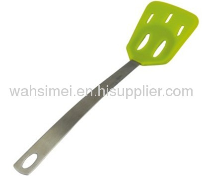 Silicon cooking turner shovels