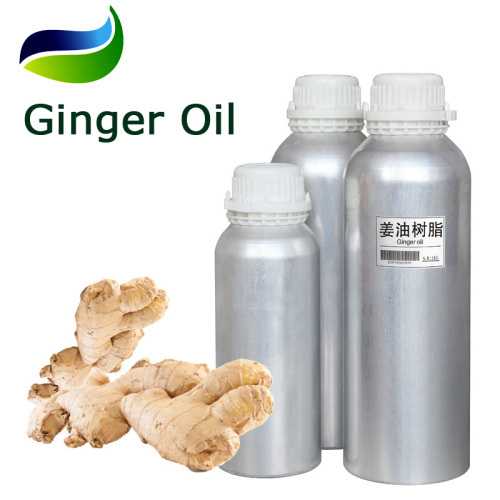 100% natural plant extract and pure Ginger essential Oil