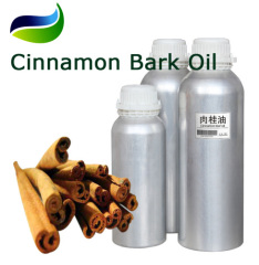 Food Additives Cinnamon Bark Oil