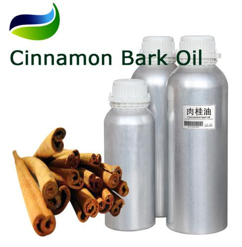 Food Additives Cinnamon Bark Oil